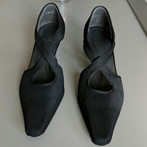 STUART WEITZMAN textile Upper heels Leather Sole